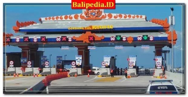 Gerbang Tol Bali mandara