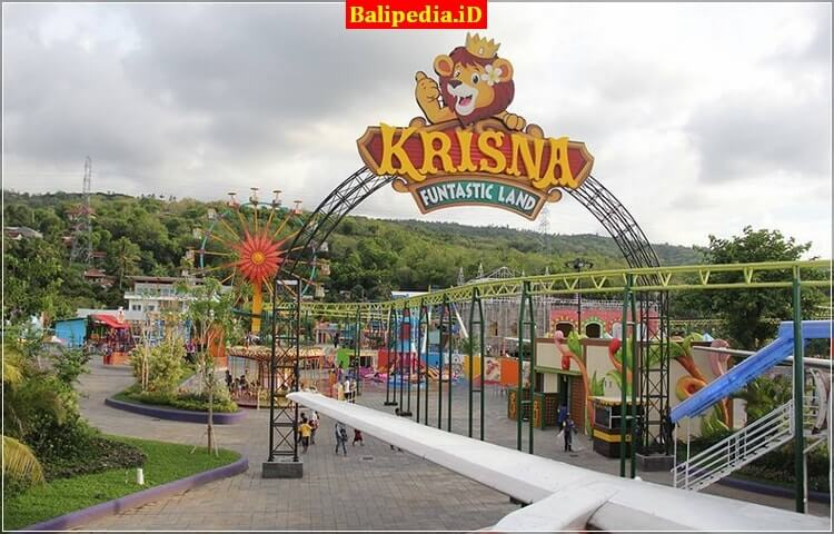 Krisna Funtastic Land Bali