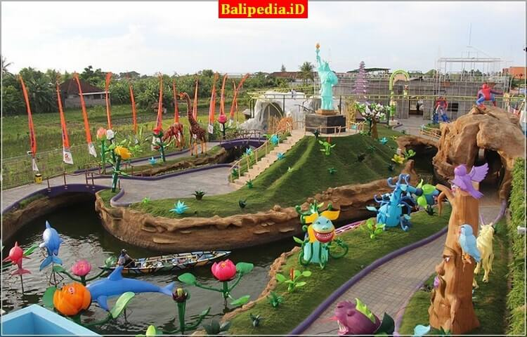 Taman Lampion Krisna Funtastic Land