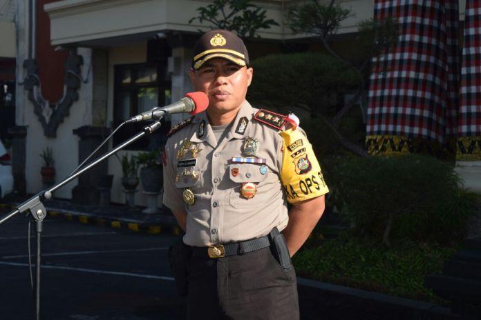Badung Police Chief AKBP Yudith Satriya Hananta. balipicturenews.com