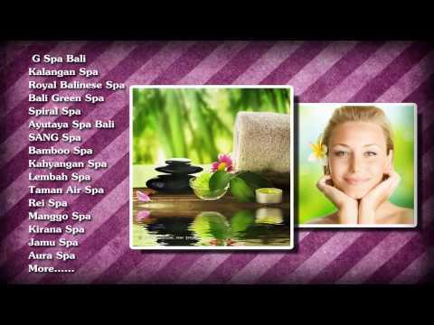 Bali Spa and Wellness Guide – YouTube
