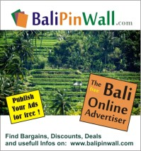 BaliPinWall.com The Bali Online Advertising Wall. Register and publish your advertising pins on  ...