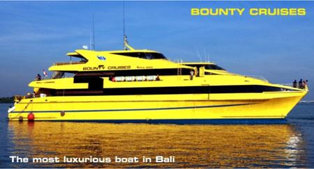 Bali Bounty Cruise
