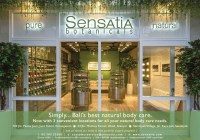 Sensatia Botanicals opens its latest greatest shop at Seminyak Village