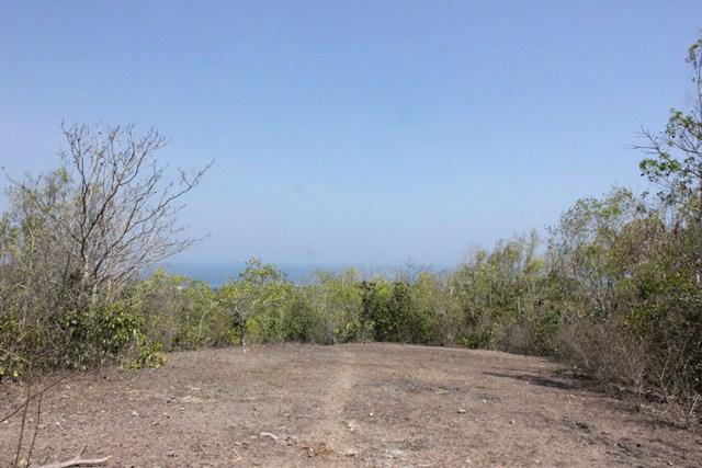 Sea View Land For lease 2,000 sqm ( 2 Ha) in Pecatu Kuta Bali Price: IDR 6,000,000/100m/are/year