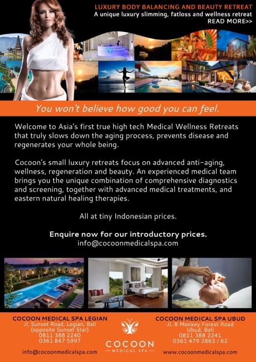 Cocoon Mediacal Spa, Bali