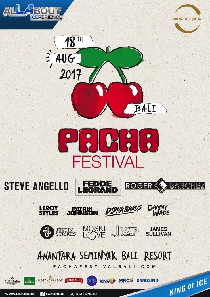 Pacha Festival Bali 2017