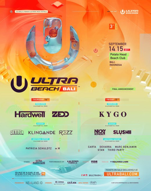 Ultra Bali Festival