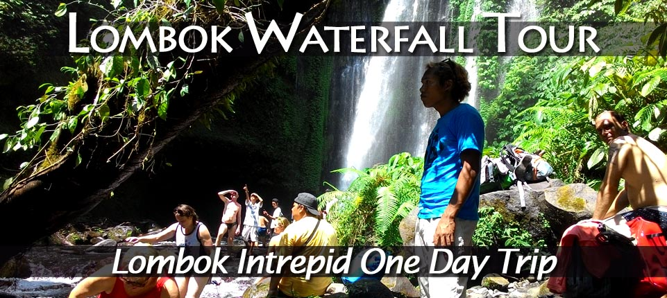 Lombok waterfall tours !