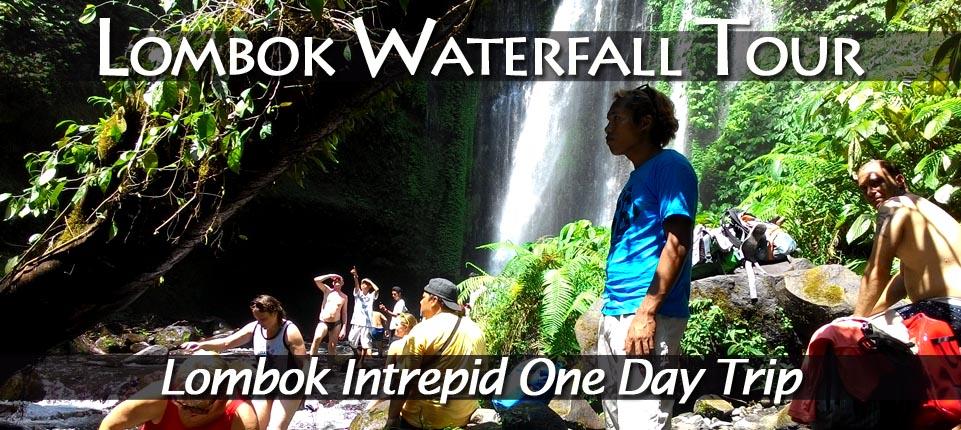 Lombok waterfall tours !