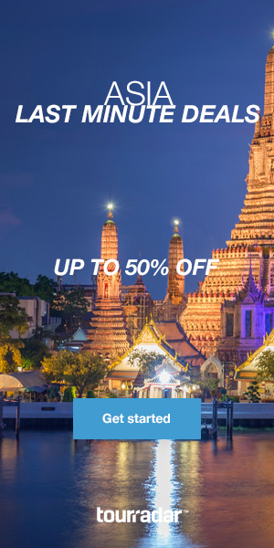 Best Asia Tour Deals