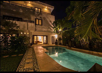 Villa ThreeBedroom RSEM 350 for lease yearly in Seminyak Bali What app/mobile +62811398469 , ema ...