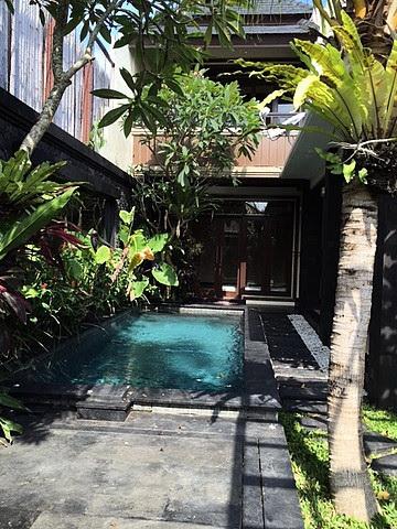 Villa TwoBedroom for sale VKER 151 in Kerobokan Kuta Bali