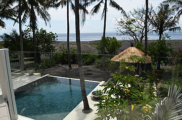Three Bedroom Villa Karangasem Bali, land 800 sqm building 400 sqm