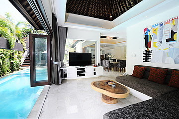 Three Bedroom Villa for sale Kerobokan near Seminyak