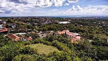 Land 2710 m LBUK 271 for sale in Jimbaran Bali