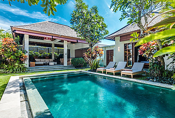 Tree Bedroom Villa for sale Seminyak Bali