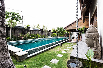 Three Bedroom Villa VCGU503 for sale in Canggu Kuta Bali