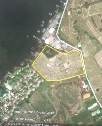 Land 12000m for sale on Lovina Beach North Bali