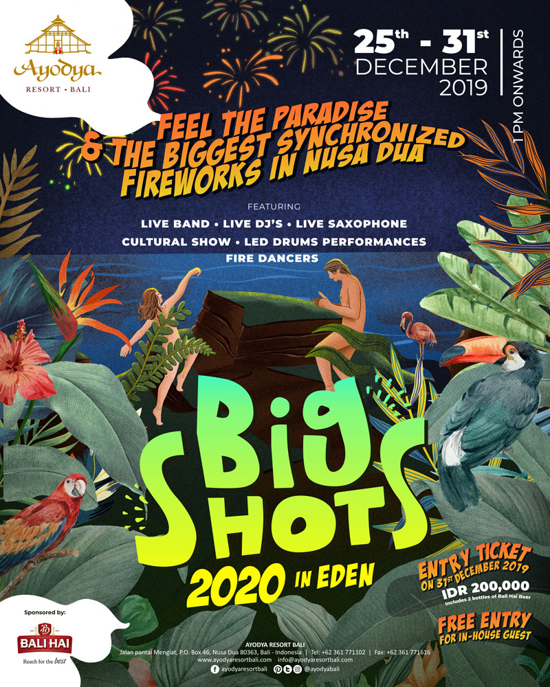 Ayodya Resort Bali – Big Shots