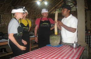 Cooking Course Bali