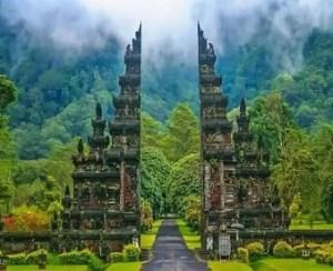 bali handara heaven gate