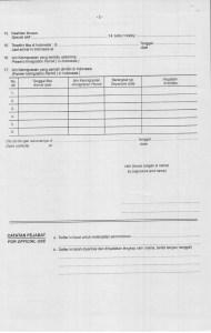 Daftar Riwayat Hidup _ Curiculum Vitae 2