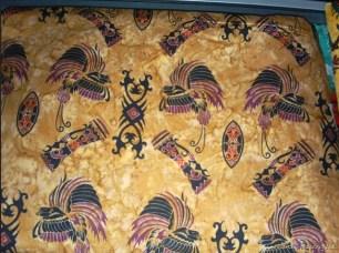 Batik Papua Motif Burung Cenderawasih 01