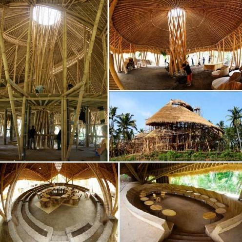 bamboo-green-school-Une ecole holistique propre a Bali (3)