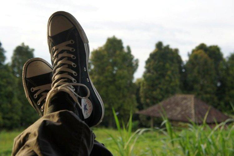 Les pieds de Fred, 3 semaines à Bali (Karangasem, Bali)
