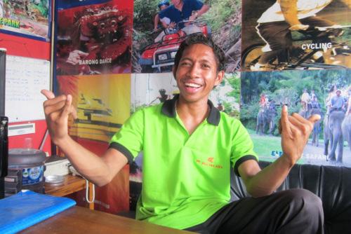 Se déplacer à Bali rejoindre Amed depuis Kuta en shuttle