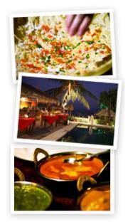 pesona resort gili trawangan restaurant balisolo 2