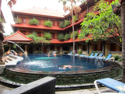 Se loger à Kuta : arena hotel poppies lane 1 logement