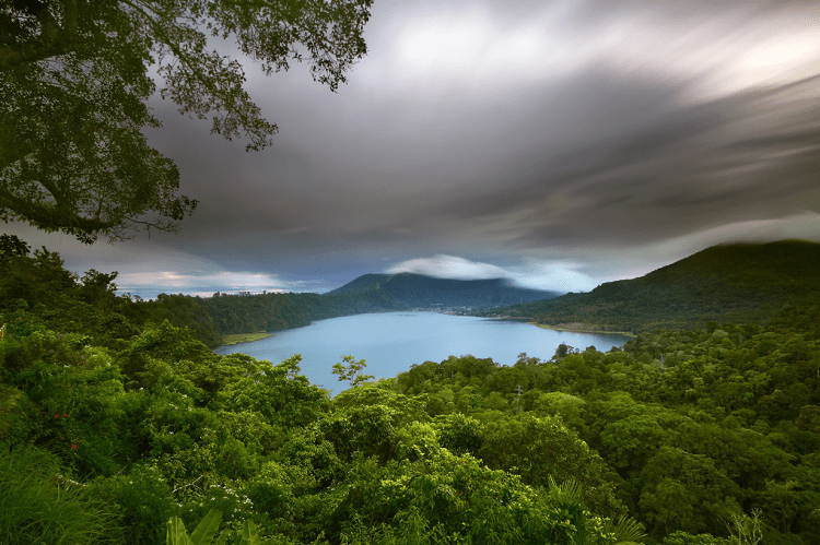 Lac Buyan - Bedugul, Bali