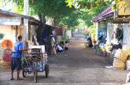 Le village de Gili Trawangan à Lombok par AlexH30