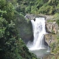 La cascade de Tegenungan (ou Kemenuh)