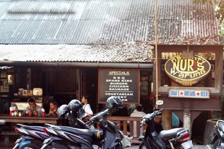 Naughty Nuri's - Jl. Raya Sanggingan, Ubud, Bali, Indonesia
