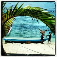 L'île de Gili Meno