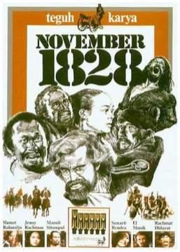 1978 : November 1828 de Teguh Karya