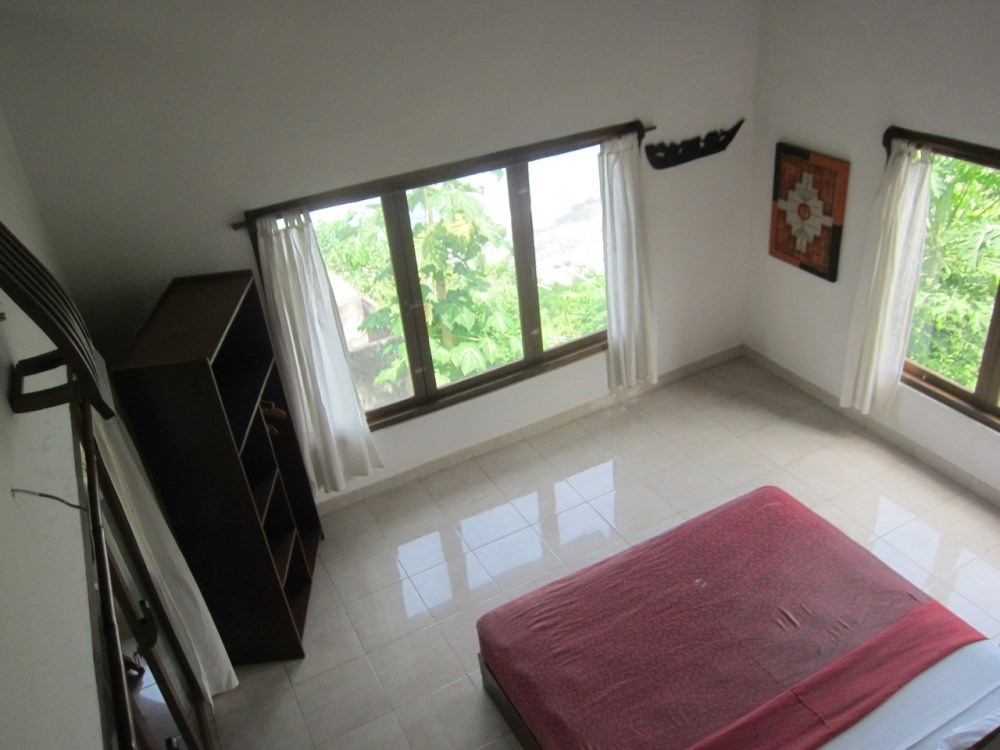 Room n°3 top at Wawa wewe rock homestay in Banuyning (Amed area), Karangasem, Bali, Indonesie