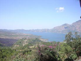 Batur lake par Manon - Balisolo
