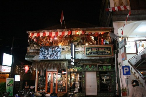 Bar Napi Orti à Ubud (Ganyar, Bali)