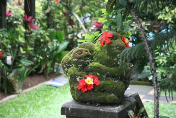 Déco jardin - Ubud Terrace, Bali