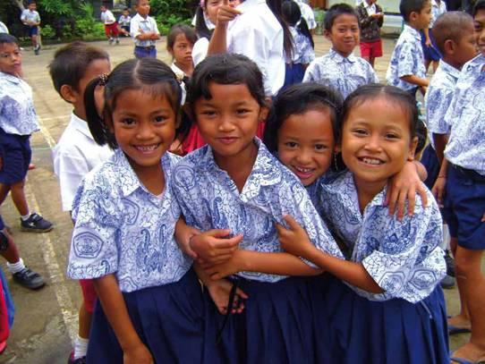 ANAK, aide aux enfants d'Indonésie