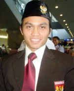 Iswan Sual, ecrivain sulawesien (Indonesie)