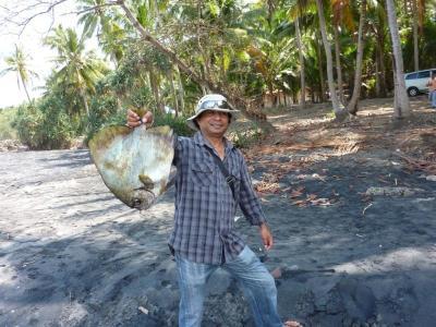 André, guide francophone à Flores, Indonésie