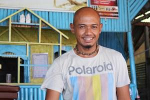 Erwin, guide francophone à Bali