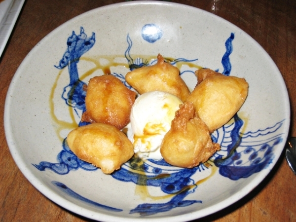 Godoh - dessert indonésien