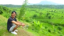 Ketut Herry Wijaya, guide anglophone Bali et Java