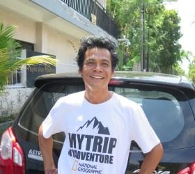 Youdi, guide trekking francophone